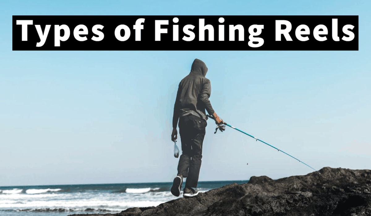 Types of Fishing reels- Which should you choose?